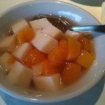 北京料理 百楽 - 杏仁豆腐