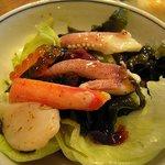 小松寿し - 海鮮サラダ