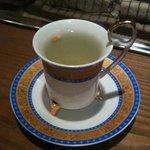まりも亭 - 昆布茶