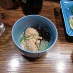 亀は萬年 - 鯛の子煮