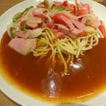 スパゲッティ・ハウス ヨコイ - ミラカン(950円)