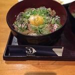 日本海庄や - 日替わり(海鮮丼)