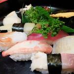 王将寿し - 料理写真:極上寿司♪