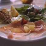 トラットリア グランボッカ - 前菜盛り合わせ