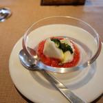 55963555 - トマトとモッツアレッラ