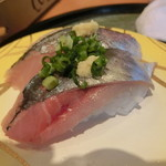 地魚回転寿司 丸藤 - アジ