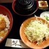 とんかつ だるま - 料理写真:ロースカツ丼