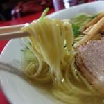 55965065 - ストレート麺