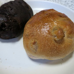 天然酵母パンの店 和麦 - くるみパン