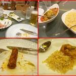 インド料理 ショナ・ルパ -