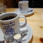 コメダ珈琲 - ブレンドコーヒー