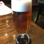 はまじま - 待ちに待った生ビール