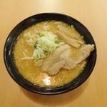 肉麺 金の豚 - 濃厚味噌豚骨