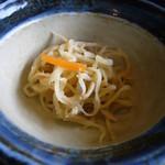 成仁 - 料理写真:切干し大根の旨煮