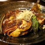 うまか道場 - 鯛のかぶと煮