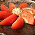 うまか道場 - 冷やしトマト