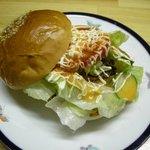 サリサリ - シシリアンバーガー