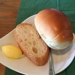 55973778 - ランチのパン