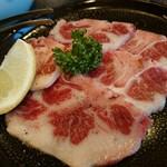 芝蘭 - 料理写真:テール(塩)