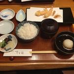 天ぷら すず航 - 料理写真: