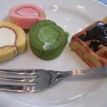 CAFE Wedding H&A - デザート。