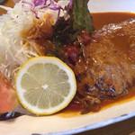 和風レストランやまもと - 料理写真:お気に入りハンバーグ 1280円