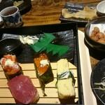 まるさ水産 - 子供、お気に入りの、お寿司屋さんセット 自分でつくる~