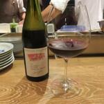 東京チャイニーズ 一凛 - 赤ワイン