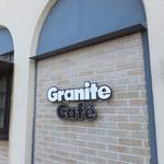55980820 - 「Granite Cafe」。グラニットとは「花崗岩(かこうがん)」のことを言い、六甲山の地質の大部分は花崗岩でできているところから、その名前が付けられたのでしょうか。