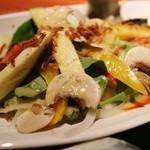 55982562 - 季節野菜のサラダ
