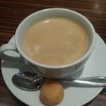 Mezonkaizakafe - ランチのコーヒー