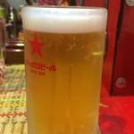 ワニダ 2 - 生ビール