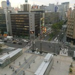55986469 - 窓から札幌駅前通りが見渡せます。