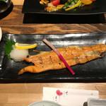 函館海鮮料理 海寿 - 紅鮭ハラス焼