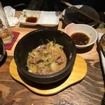 函館海鮮料理 海寿 - 石焼ジンギスカン