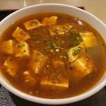 地球飯店 - 半・麻婆豆腐麺