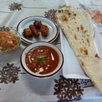 キリパ - 料理写真:タンドリーセット