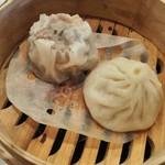 中国料理 富貴苑 - 海老しゅうまい 小龍包