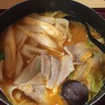 瓦家 - 辛味噌が めっちゃ美味しくて買って帰りたかったー!この味噌で鍋作りたい‼️♪( ´▽`)