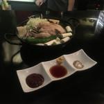 ソウルパンチ - 何をつけても美味しい参鶏湯‼️