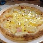 マンマのピッツァ - パイナップルのピッツァ950