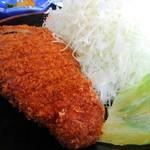 とんかつうえの - 料理写真:ソースかつ定食(1,540円)