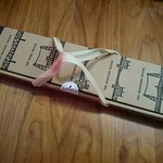 55996180 - ブリッジタウンチーズのおしゃれな箱(*^^*)