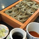 浅野屋 茂兵衛 - 料理写真:へぎそばです。