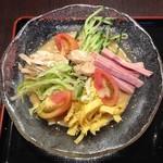 東方一角 - 冷やし中華 (麺セット880円の一品)