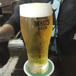 ブリッヂ - 生ビール