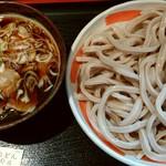 小平うどん - 肉汁うどん 600g:850円