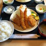 うかい亭 一花 - 料理写真:H28.09.11 けやき