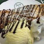 ロバーツコーヒー - 当店、1番オススメのフレンチトースト!