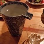 沢庵 - 沢庵 お酒はいろいろと飲みました。